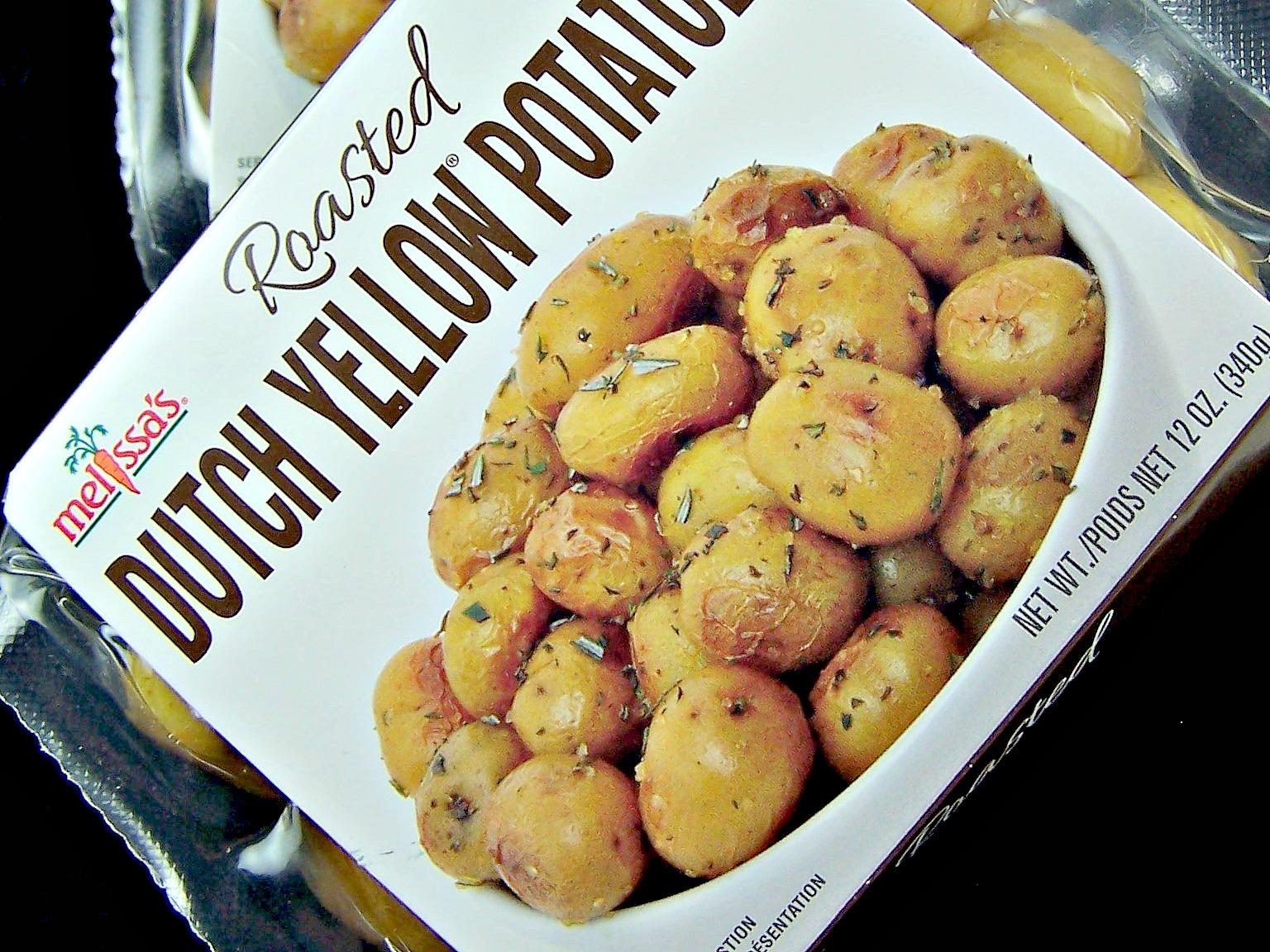 Olla-Podrida: Roasted Dutch Yellow Potatoes, you need them!