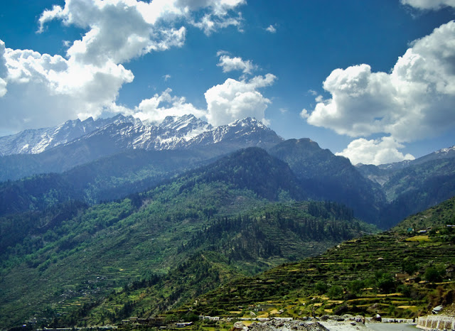 Beautiful Place Joshimath Photography