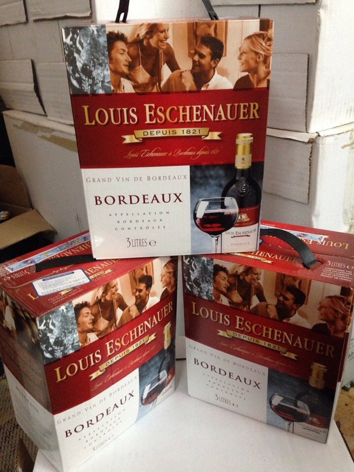 Kết quả hình ảnh cho louis eschenauer bordeaux 3 LIT