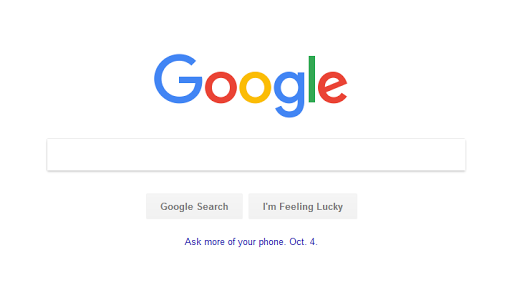 Google Will unveil Pixel 2 on October 4