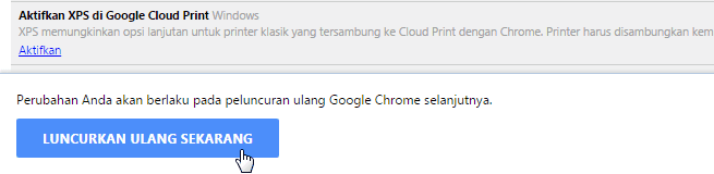 Offline Browsing di Google Chrome