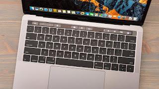 Macbook Pro Dokunmatik Ekran