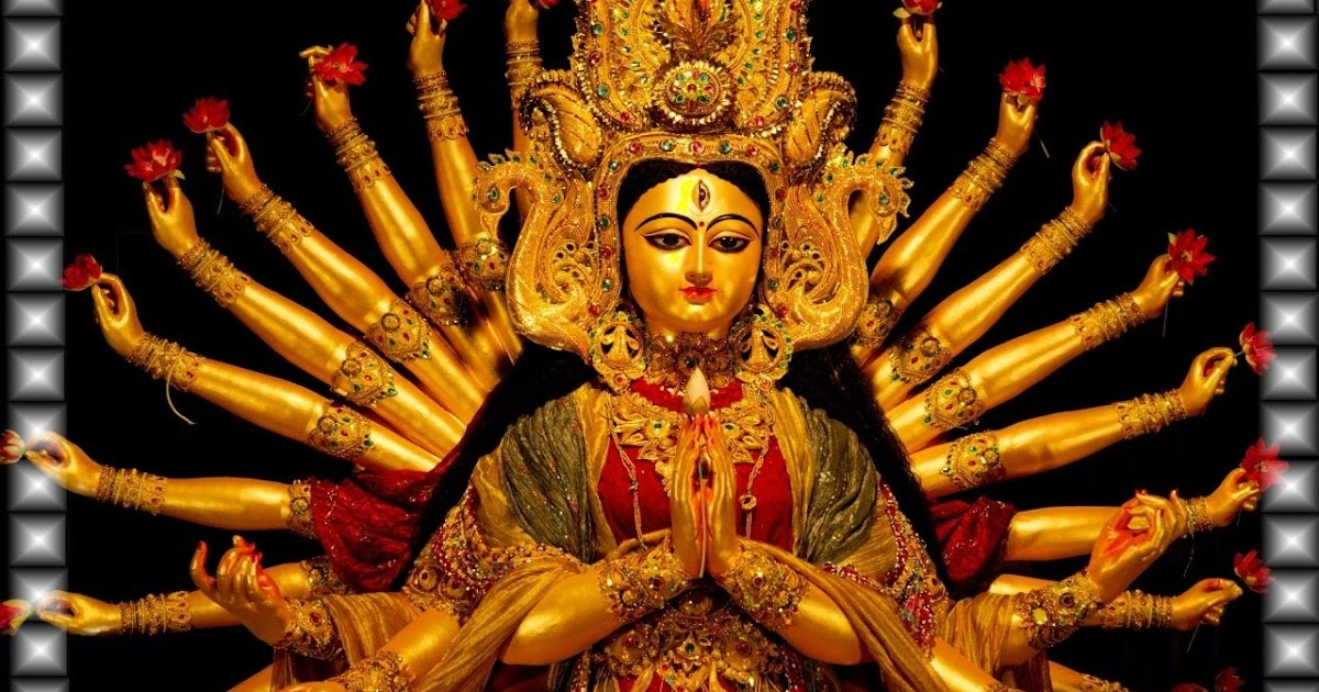Durga Chalisa Lyrics in English | Bhajan Lyrics World