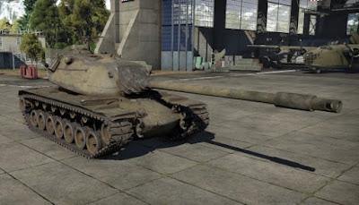 120 mm Gun Tank M103