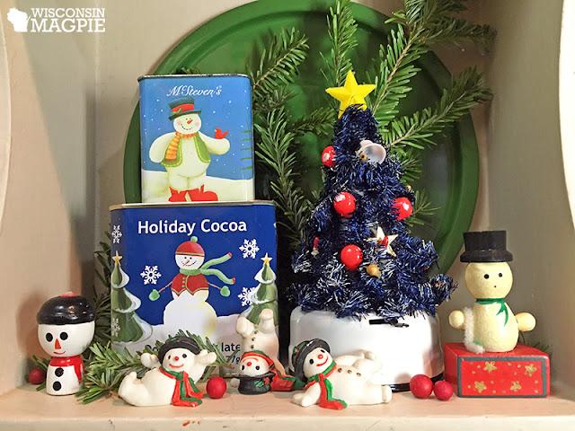 snowman collectibles