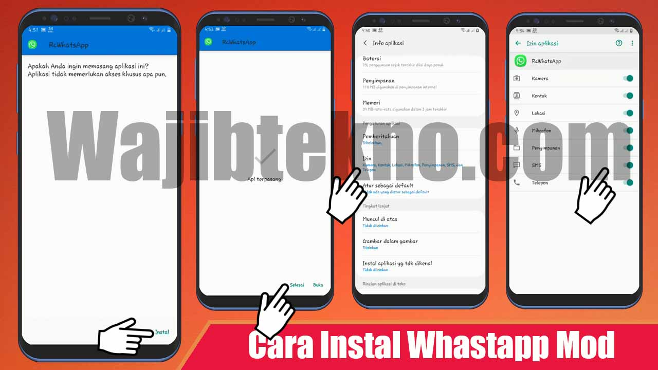 Download Rc Whatsapp IOS YOWA Mod Instagram V7 90 Versi