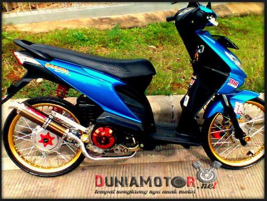 Korek Harian Honda Beat Non Injeksi Biar Kebut