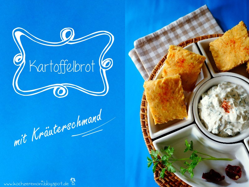 Kochzeremoni Sannys Und Monis Grill And Chill Kartoffelbrot Mit
