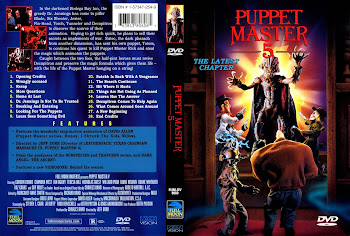 Carátula dvd: Puppet Master 5: The Final Chapter (1994)