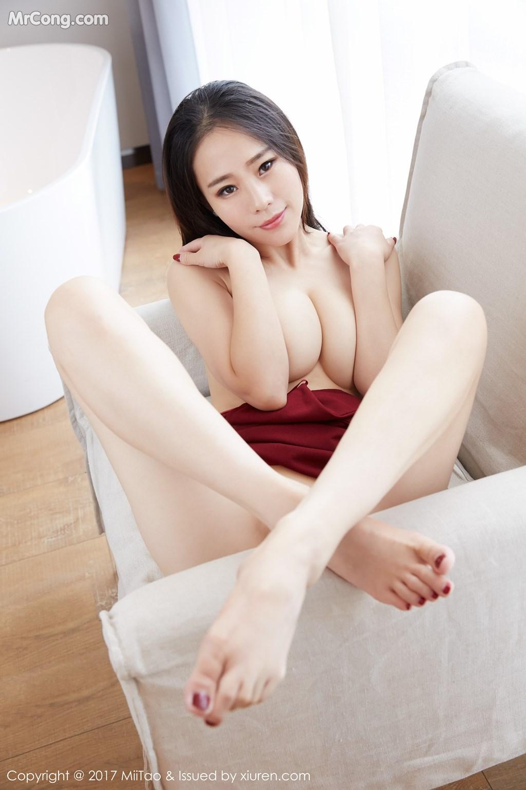 Image MiiTao-Vol.079-Yu-Wei-MrCong.com-031 in post MiiTao Vol.079: Người mẫu Yu Wei (雨薇) (54 ảnh)
