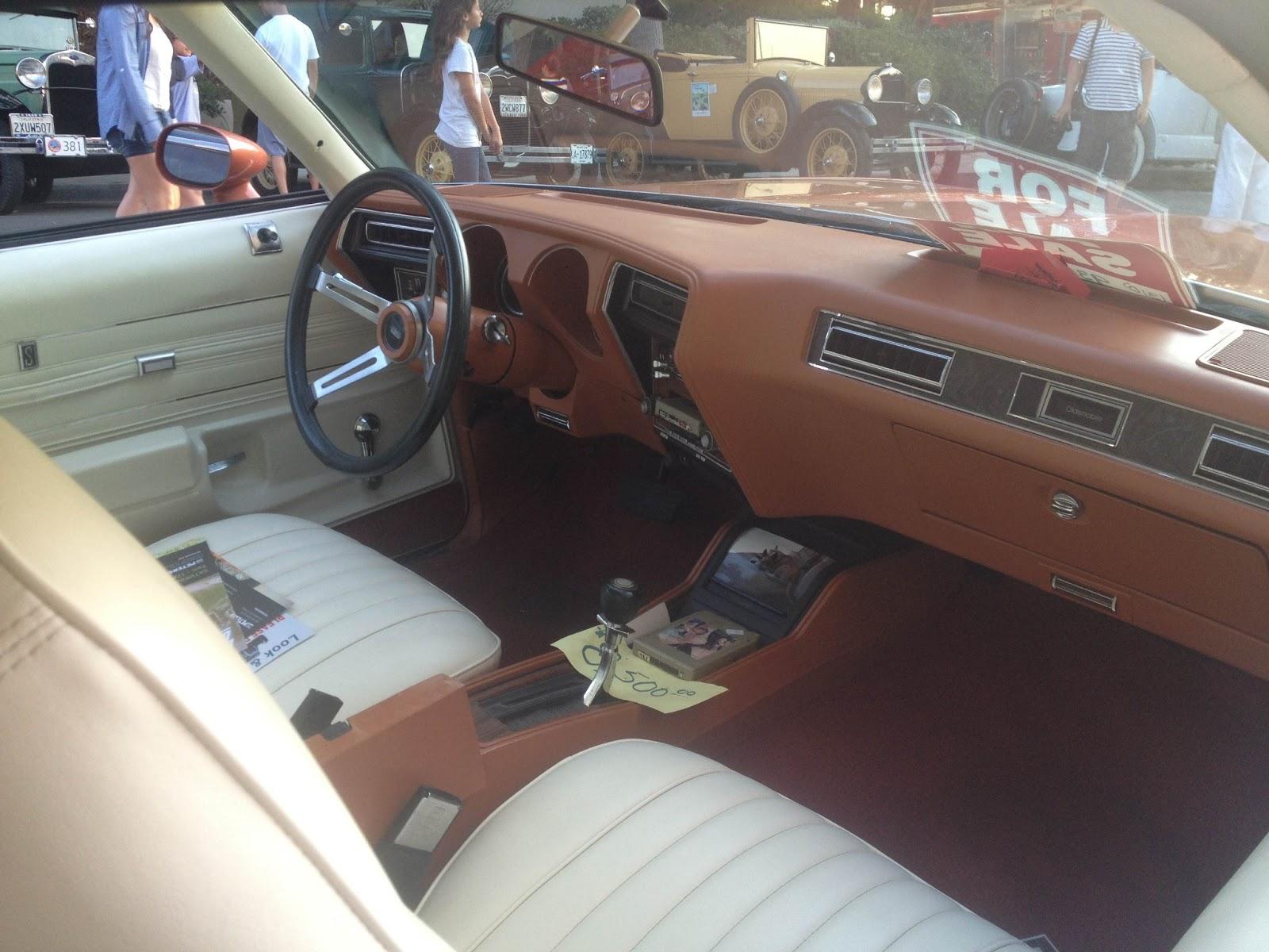 Daily Turismo: 10k: Roadkill: 1976 (or 77) Oldsmobile