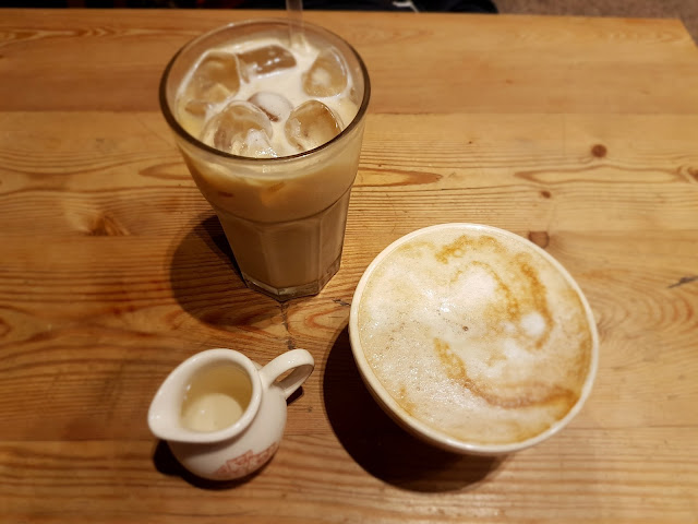 Le Pain Quotidien Dubai Marina Mall - Best vegan coffee in Dubai - Best Coffee Shops in Dubai