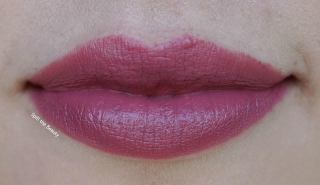MAKE UP FOR EVER artist rouge lipstick c211 review swatches