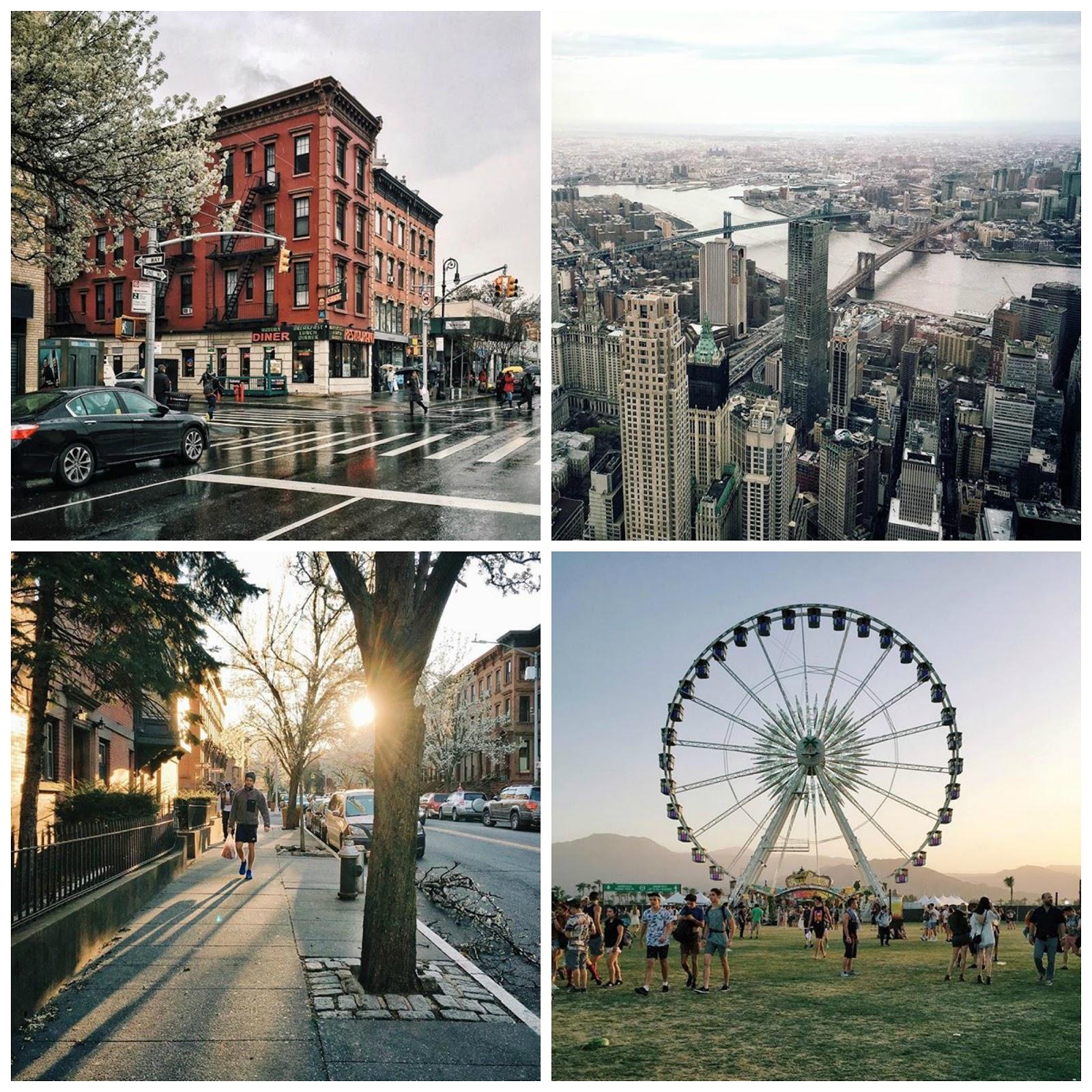 Favorite instagrams | travel inspiration