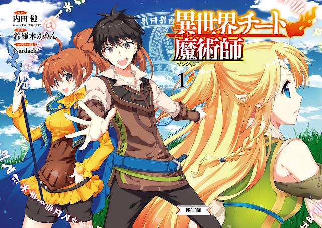 Anime Isekai Cheat Magician tendrá opening de MYTH&ROID