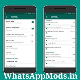 GSWA v2.8 WhatsAppMods.in