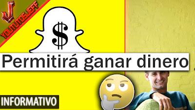 Ganar dinero, Snapchat, stories