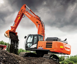 NASTA is Norway's largest distributor of construction equipment, specializing in Hitachi products. In cooperation with several partners, including Siemens and Sintef, it is developing its own 30 inch (76 cm) zero emissions excavator which will feature battery and fuel cell technology. The first prototype will be built on the chassis of an existing Hitachi excavator. (Credit: nasta.no) Click to Enlarge.