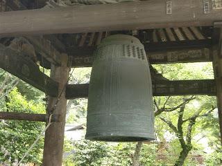 東慶寺の銅鐘