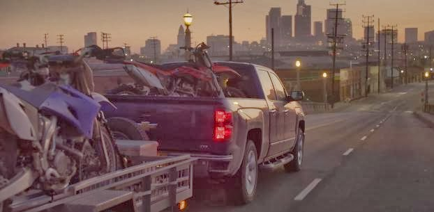 "New Ad: Chevy Silverado ""Vertebrae"" - A Man and His Truck"