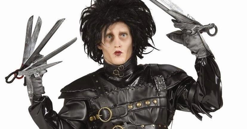 d0c39862f8f Edward scissorhands costumes for Halloween