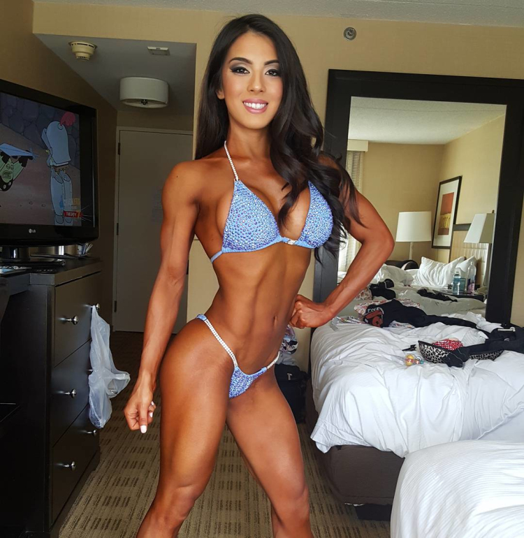 Ifbb Pro Vanessa Chung