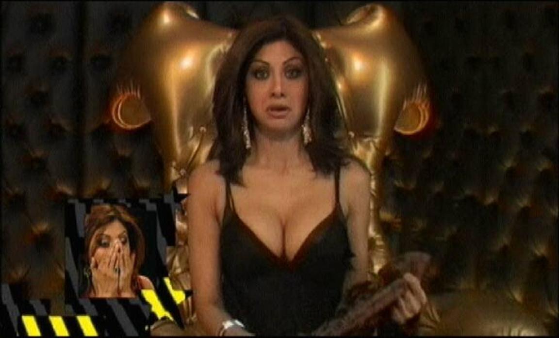Shilpa Shetty Boobs Hot Unseen Malfunction Photos -5215