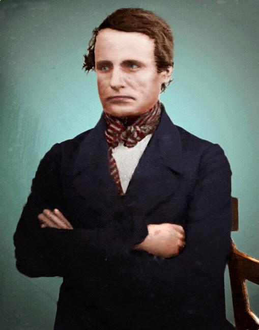 Kuvahaun tulos haulle Henrik Cajanderin omakuva, 1844