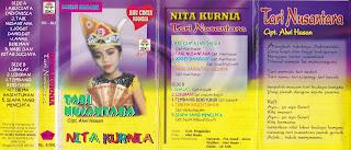 nita kurnia album tari nusantara http://www.sampulkasetanak.blogspot.co.id