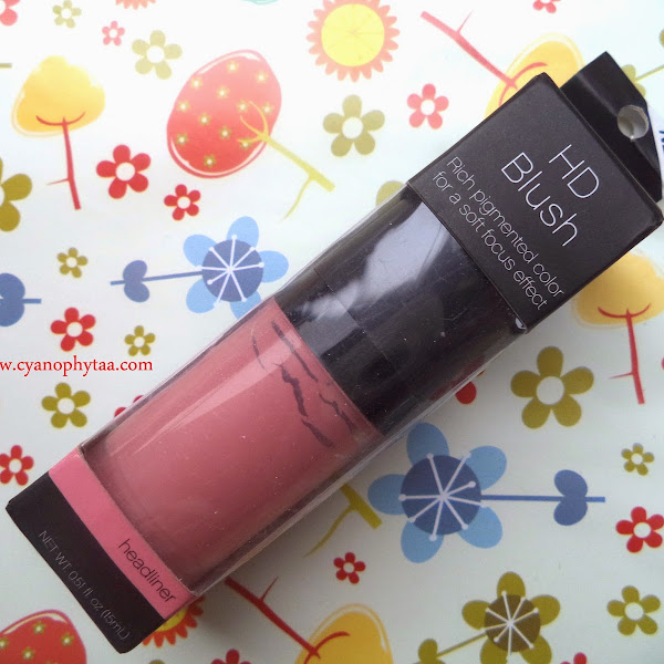 Reiew: ELF Sudio HD Blush Headliner