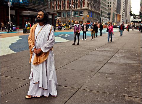 news sri sri ravi shankar in new york times art of living central