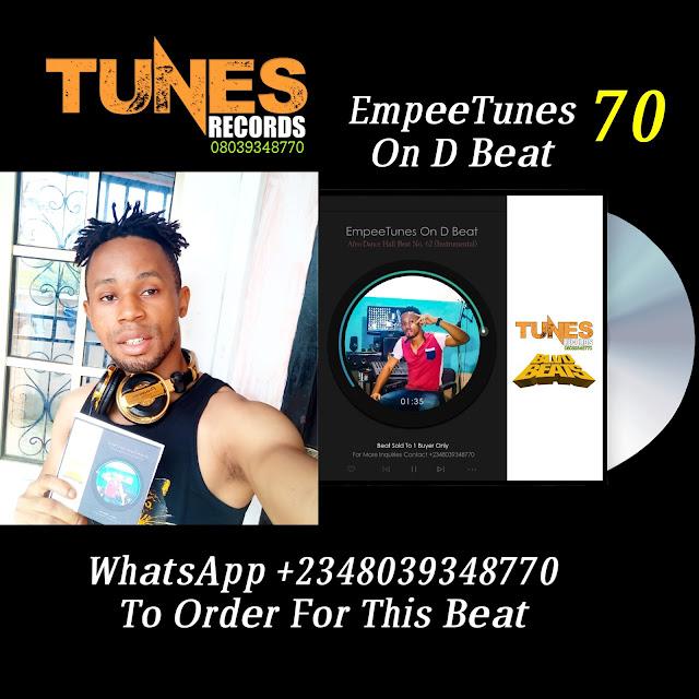 EmpeeTunes On D Beat 70