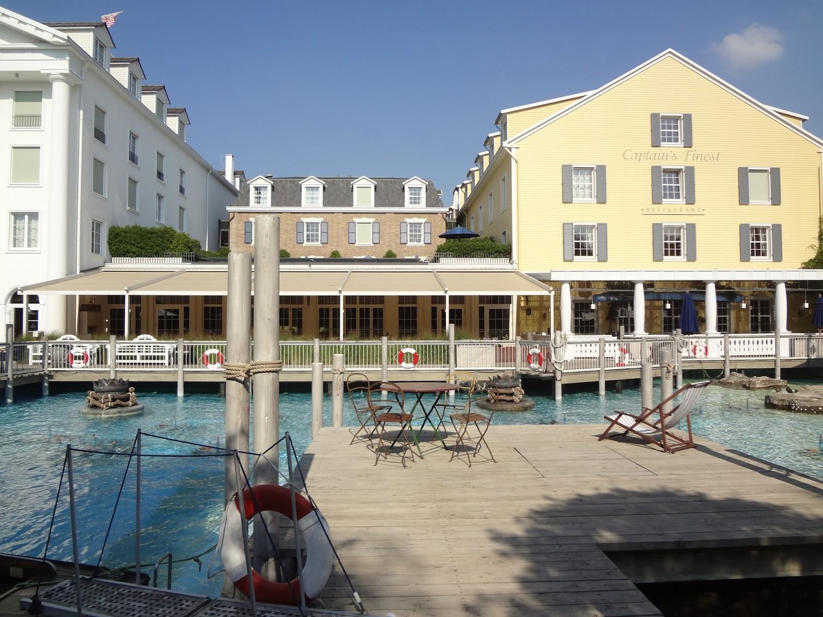 hotel bell'rock bassin