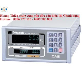 Đầu cân NT 501A, 502A, 505A