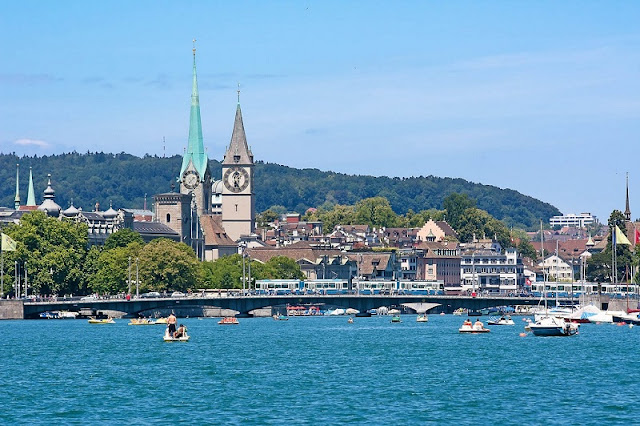Lago de Zurique