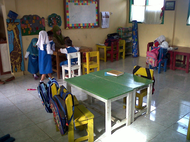 Contoh RKH K-13 PAUD TK RA Kelompok A dan B Semester 1 dan 2