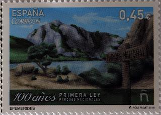 100 AÑOS PRIMERA LEY DE PARQUES NACIONALES