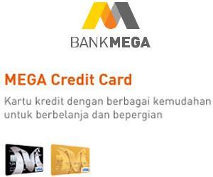 Lowongan Kerja DSR Kartu Kredit Bank Mega