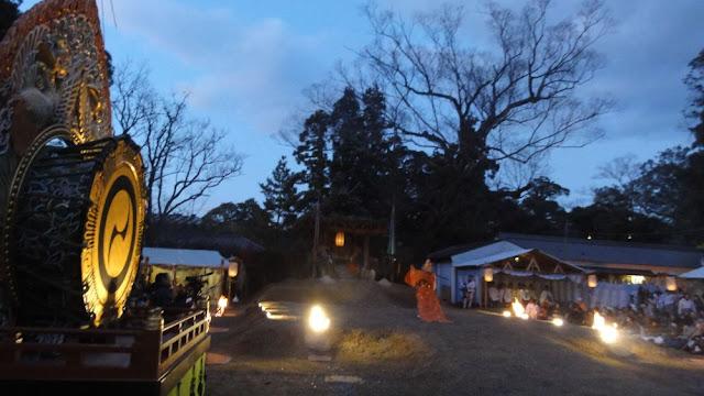 Kasuga Wakamiya Festival, Nara | December 15-18