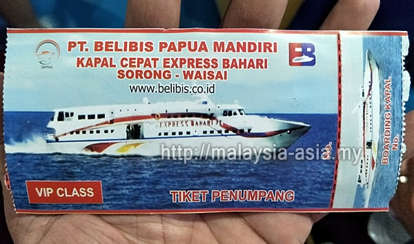 Tiket Express Bahari