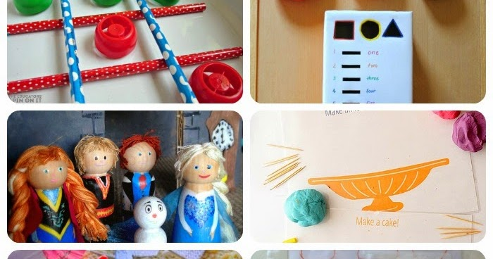 Learn With Play At Home 10 Handmade Toys For Kids