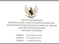 Berikut Perubahan Jadwal Libur Nasional dan Cuti Bersama Tahun 2018