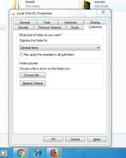 Cara Mengganti Icon Folder dengan Gambar Yang Cool Cara Mengganti Icon Folder dengan Gambar Yang Cool Di Windows 7