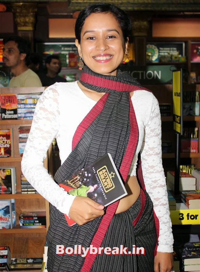 Tilotama Shome, Tisca Chopra Launches Her Book 'Acting Smart'
