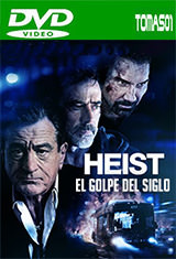 El golpe del siglo (2015) DVDRip