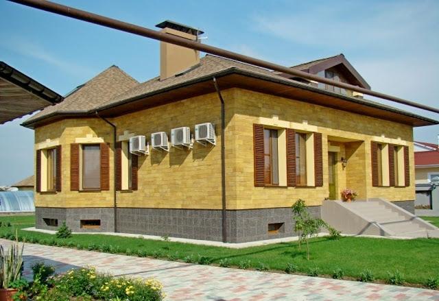 Построить дом из ракушки в Крыму