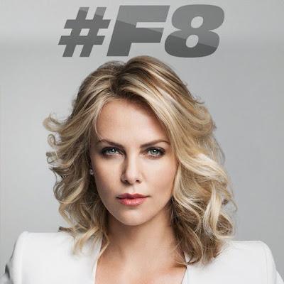 Charlize Theron Perankan Penjahat Di 'Fast and Furious 8′