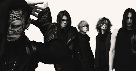 Abstract Overload 'zine | jmusic, jrock, jpop, visual kei, gothic, metal, industrial: DIR EN GREY - utabumi, nowy singiel w lipcu