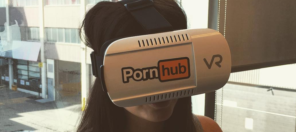 virtual reality pornography