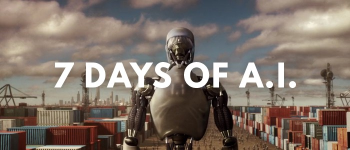 Seven Days of Artificial Intelligence